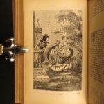 1875 Fairy Tales Hans Christian Andersen Snow Queen Little Mermaid DISNEY Stories