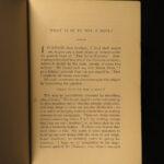 1895 1st ed Charles Spurgeon Soul Winner Puritan Baptist Bible Sermon Reformed