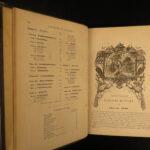 1874 Goodrich & Johnson Natural History ANIMALS Darwin Huxley Illustrated 2v SET