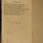 1795 War with Devil Baptist Puritan Glorious Revolution Benjamin Keach Sin Satan