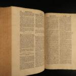 1695 1ed Sylvius Commentary on AQUINAS SUMMA Catholic Theology HUGE FOLIO