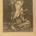 1793 1ed ENORMOUS Kennicott Family Bible IRISH Dublin Ireland Illustrated Maps