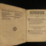 1595 Nobility of MILAN Italian Renaissance Visconti Sforza Duomo Popes Morigia