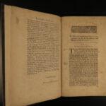 1682 Office of English Sheriffs Michael Dalton England LAW Judges Police Crime