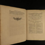 1767 FORESTRY1st ed Monceau on Transport Law Trees Wood Naval Ships Navy RARE