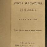 1784 1ed Colonial America Revolutionary War SLAVES Abolition Act 1780 Slavery