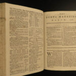 1786 1ed America Choctaw INDIAN Treaties Captain Cook Washington Franklin USA