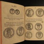 1645 COINS & MONEY Gold Edict of Louis XIV French Numismatics Cour des Monnaies