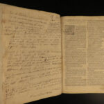 1562 HORACE Roman Literature FAMED Venice ed Poliziano Aldo Manutius Acron RARE