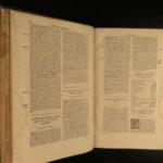 1648 Saxon Hugh Saint Victor Sacraments Medieval Bible Mysticism ANGELS Folio
