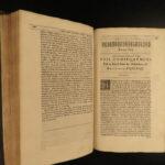 1659 1ed John Gauden Tears & Sighs Anglican Church England Catholics Anabaptist