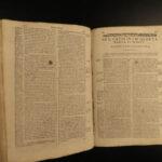1660 Works of CICERO Politics Philosophy ROME Letters Denis Lambin Geneva Latin