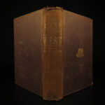 1870 America INDIANS Oregon Rocky Mountains Yellowstone River of West Victor