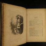 1853 1ed Yusef Journey of Frangi Middle East Jerusalem Arabia Voyages Turkey