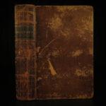 1841 Josephus Jewish War Judaism Antiquities of Jews English Whiston Judaica