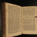 1668 Metamorphoses of OVID Roman Greek Mythology Thomas Farnaby Latin Achilles
