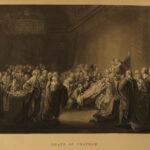1860 1ed Life of George WASHINGTON Revolutionary War Americana Illustrated 10v