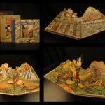 1910 DISNEY Mickey Mouse Children's Books Snow White Illustrated Pied Piper 3v
