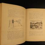 1893 1ed Voodoo Tales Old Rabbit Black Americana SLAVERY Missouri Indian MAGIC