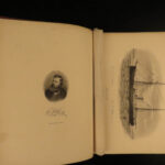 1876 Arctic Voyages 1ed Narrative of North Polar Expedition Charles Francis Hall