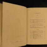 1826 Denham Travels in AFRICA Sierra Leonne SLAVE Rescue MAPS Sahara Desert 2v