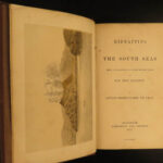 1871 1ed Kidnapping Slaves in South Seas HMS Rosario SLAVERY Palmer Blackbirding