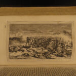 1847 Pictorial US History North America War INDIANS Revolution Washington Frost