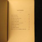 1887 Dr Jekyll & Mr Hyde Robert Louis Stevenson Horror Fiction Early US ed