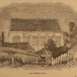 1860 Old England Knight Illustrated Britain Cathedrals ART Stonehenge 2v FOLIOS