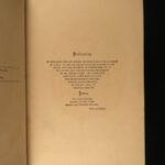 1871 1st ed Mitchell History of Freemasonry Egyptian Mysteries Masonic Rites