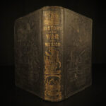 1851 TEXAS Mexican American War Illustrated Battlefields MAPS Military Mexico