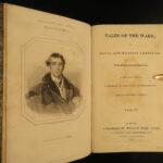 1836 British Military & Wars Britain Napoleon Bonaparte Lord Nelson Joan Arc 3v