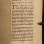1678 Isaac Barrow Bible Sermons Against Evil Speaking Slander Mathematics Fame