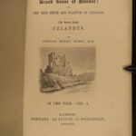 1844 Medieval Chivalry KNIGHTS Broad Stone of Honor Digby Morus Godefridus 5v