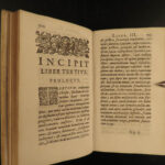 1640 Saint Gregory Bishop Tours Early Church Miracles Franks Martyrs St. Martin