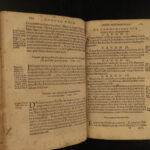 1675 BANNED Book Index + Council of Trent Luzio Catholic Papacy Popes Venice