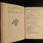 1777 Baume Elements of Pharmacy Chemistry Medicine Formulas Liquor French RARE