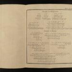 1797 Bezout Artillery Warfare Mathematics Geometry Cannons Illustrated 2v SET