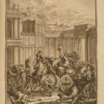1789 1ed Roman History Claude Millot Caesars ROME Emperors Illustrated Wars