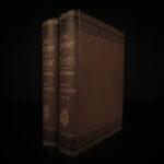 1888 1st ed History of MUSIC Instruments Singing Haydn Beethoven 2v Naumann