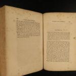 1836 OREGON 1st/1st Astoria by Washington Irving INDIANS Fur Trade Gold MAP