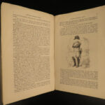 1863 GHOSTS 1ed Discovery Ghouls Occult Spirits George Cruikshank Caricature Art
