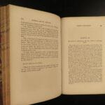 1865 Sherman Campaigns 1ed Civil War Memoir Tactics Army Illustrated MAPS Bowman