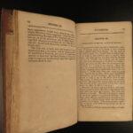 1825 Marquis de Lafayette French & American Revolution Memoirs & Correspondence