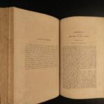 1838 Life of George Whitefield Great Awakening Methodist Gillies Revivals