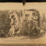 1852 1st ed Uncle Tom's Cabin Beecher Stowe Slavery Abolition Civil War 2v RARE
