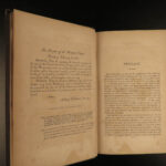 1847 United States CONSTITUTION & Declaration of Independence Articles Hickey