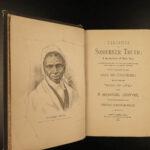 1884 Slave Narrative of Sojourner Truth Abolitionist Slavery Civil Rights RARE