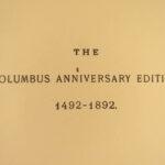1894 Our Country Colonial Americana Revolutionary & Civil War 3v SET Lossing