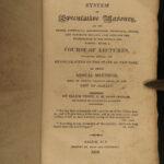 1818 1ed Speculative Masonry American Freemasonry Mysteries Witchcraft New York